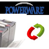 Batteries onduleurs POWERWARE