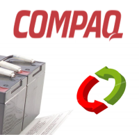 Batteries onduleurs COMPAQ