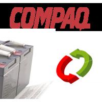 Battery COMPAQ UPS