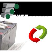 Battery  INFOSEC UPS