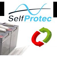 Batteries onduleurs SELF PROTEC