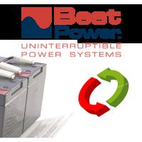 Batteries onduleurs BEST POWER