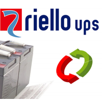 Batterys UPS Riello